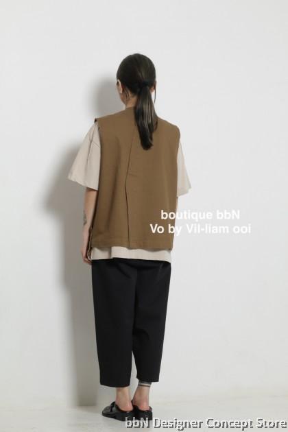 LIMITED EDITION OVER-SIZE VEST VT8610